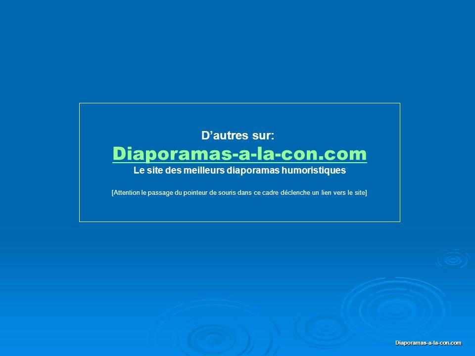 Diaporama PPS réalisé pour http://www.diaporamas-a-la-con.com Diaporamas-a-la-con.com « Range ton chapelet, mon ami, nos prières sont enfin exaucées...!!.