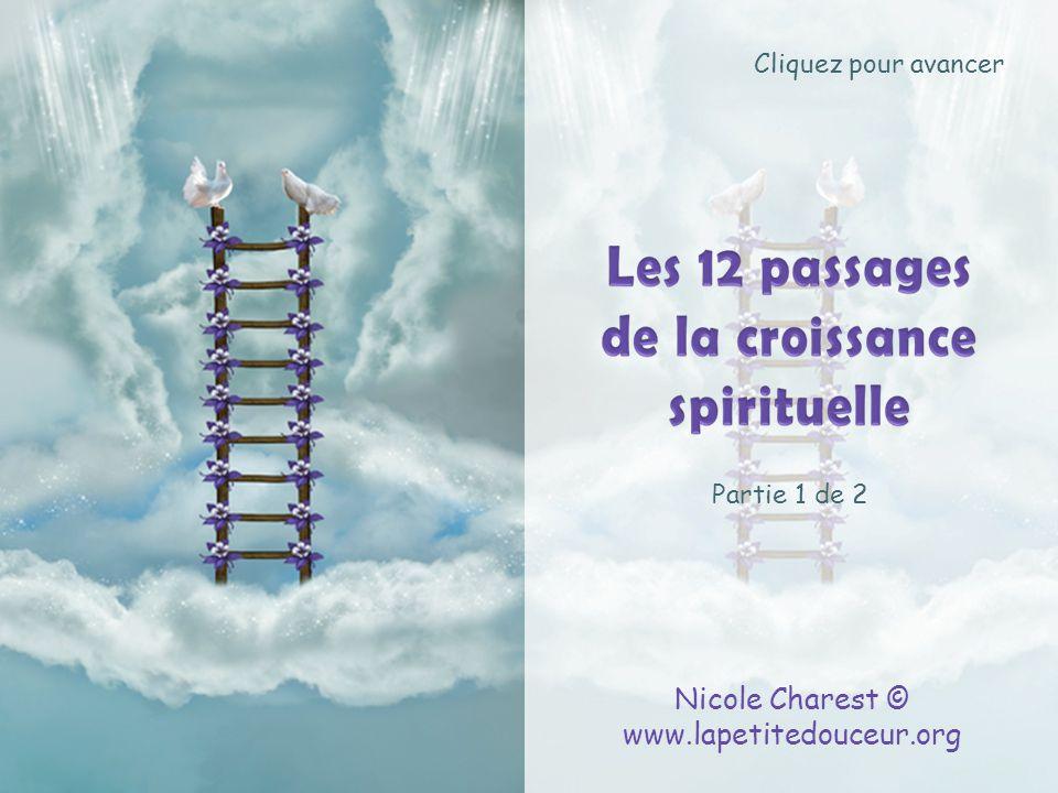 Nicole Charest © www.lapetitedouceur.org Partie 1 de 2 Cliquez pour avancer