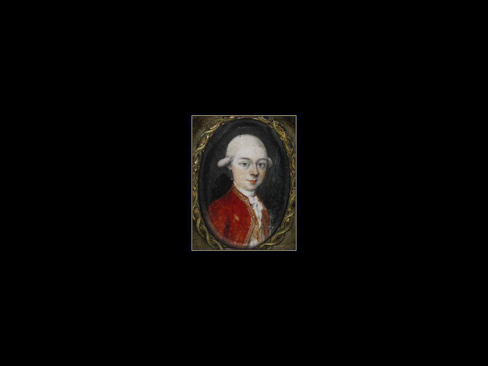 dès l'âge de 3 ans Mozart révèle des dons prodigieux pour la musique il a l'oreille absolue et certainement une mémoire eidétique