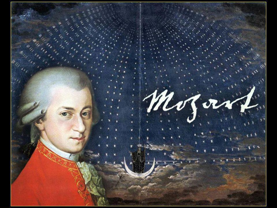 et parmi ses nombreuses symphonies, concertos, sonates et musique de chambre notons la célèbre et connue Une petite musique de nuit Eine Kleine Nachtmusik de 1787