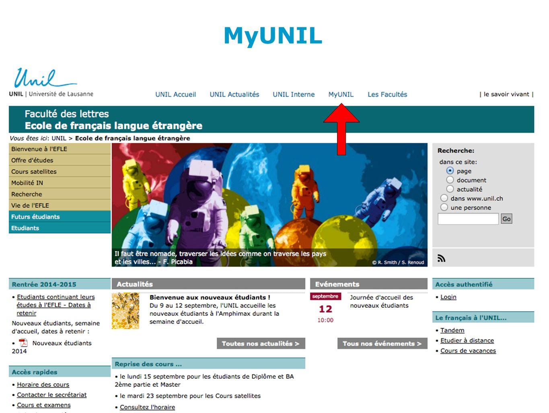 MyUNIL