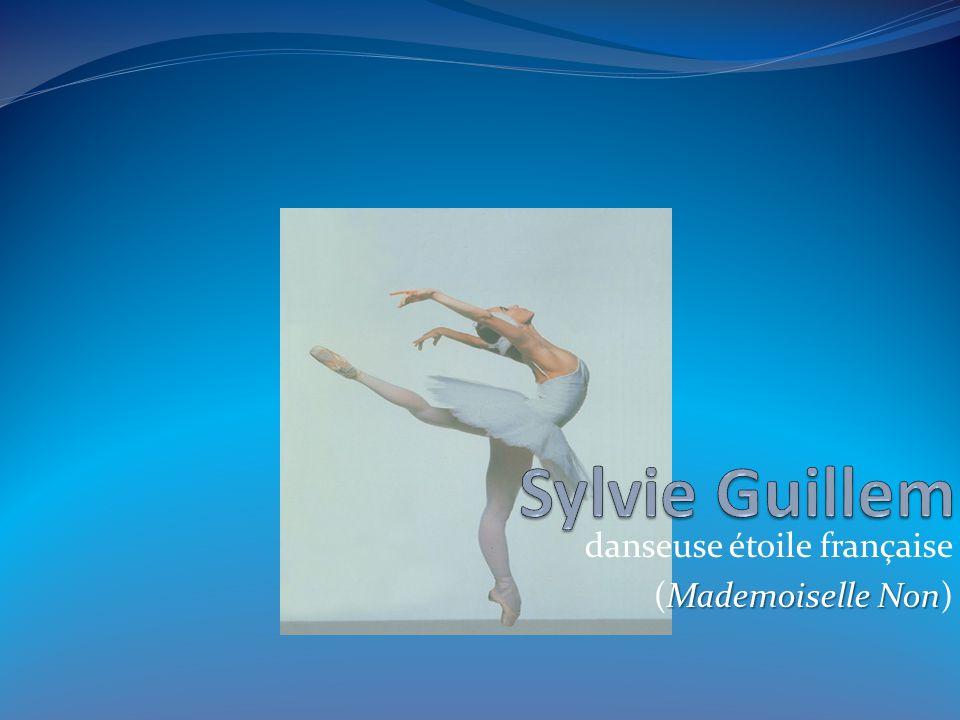 danseuse étoile française Mademoiselle Non (Mademoiselle Non)