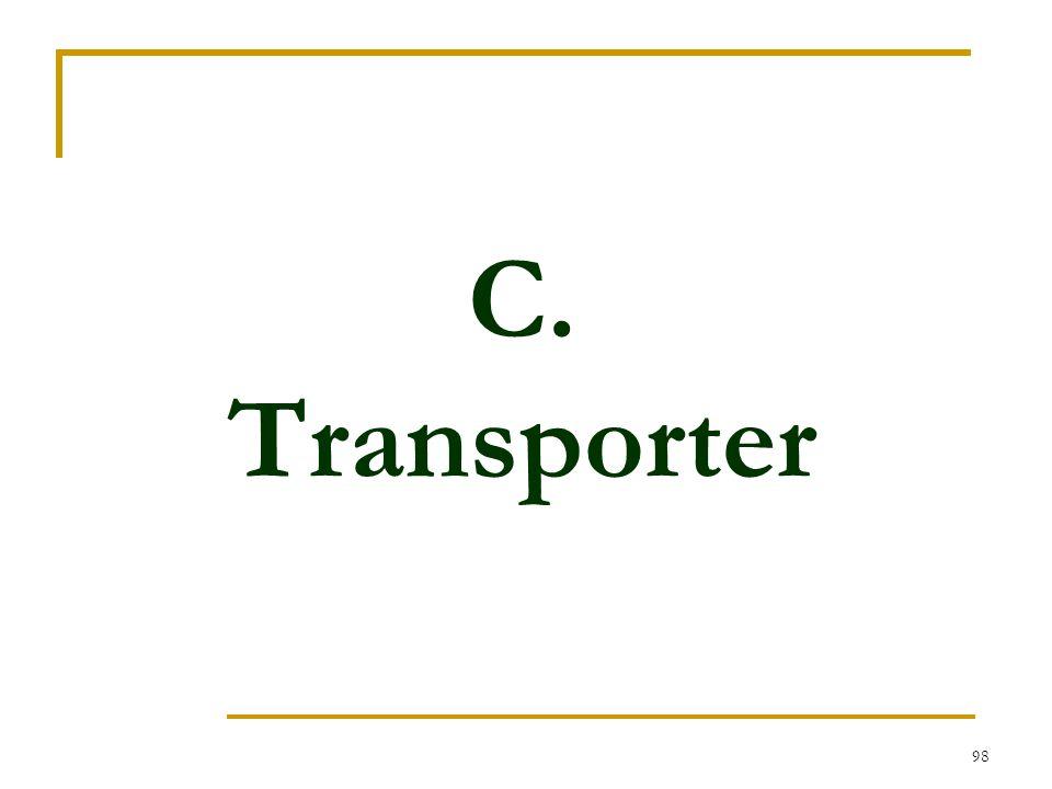 98 C. Transporter