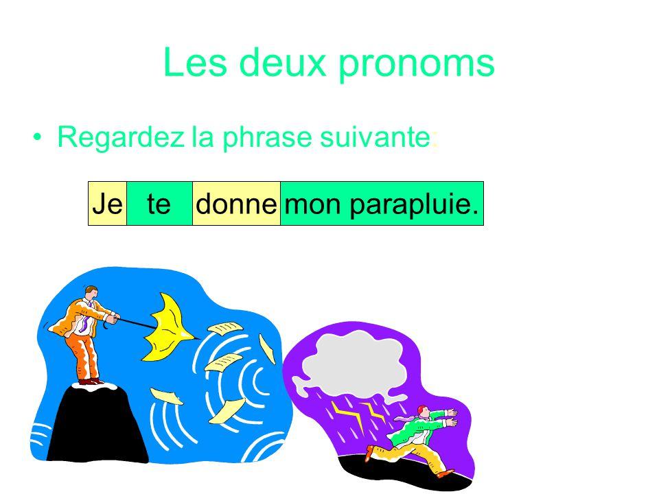 """Le Pronom 'en"""" Je en metsdes anchoissur ma pizza J' Je déteste les anchois!"""
