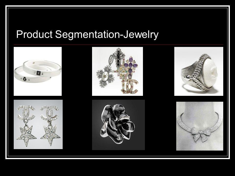 Product Segmentation-Jewelry