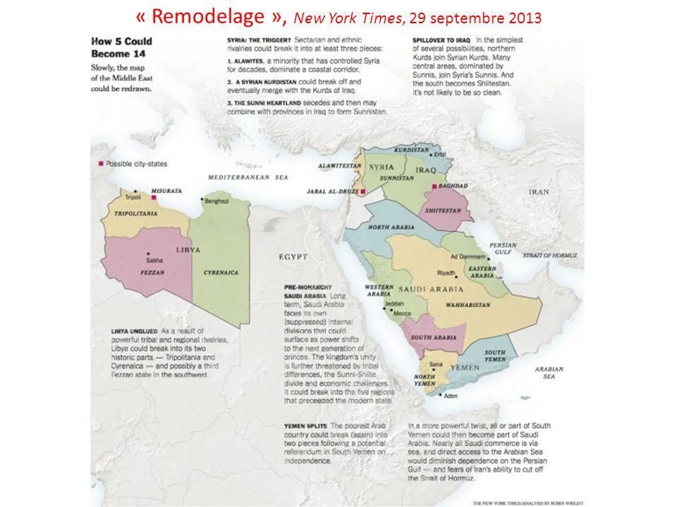 « Remodelage », New York Times, 29 septembre 2013