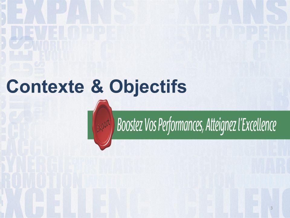 Contexte & Objectifs 3
