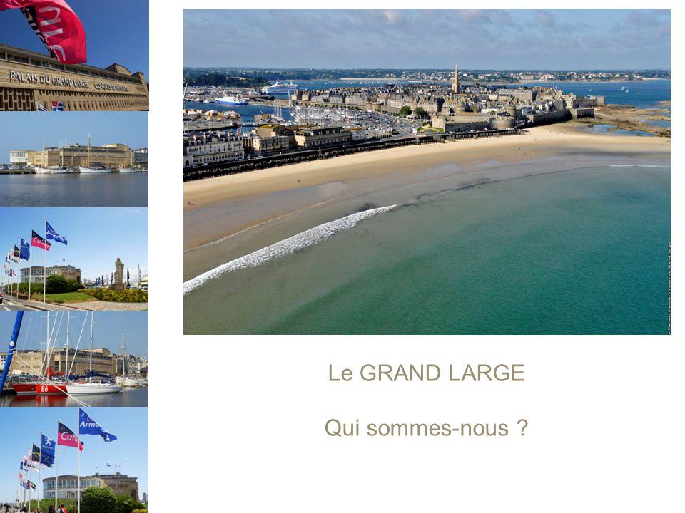 Une ville au fort tempérament Marquée par ses Grands Hommes et par une riche histoire maritime Saint Malo, cité corsaire