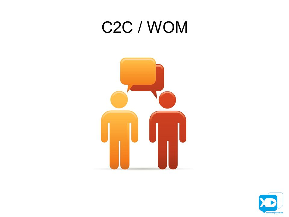C2C / WOM