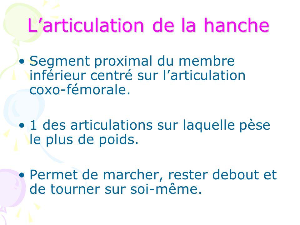 La luxation congénitale de la hanche L'évolution - Spontanée 2 fois sur 3 vers la stabilisation - 1/3 évoluent vers la dysplasie  Dépistage précoce à la naissance!!!
