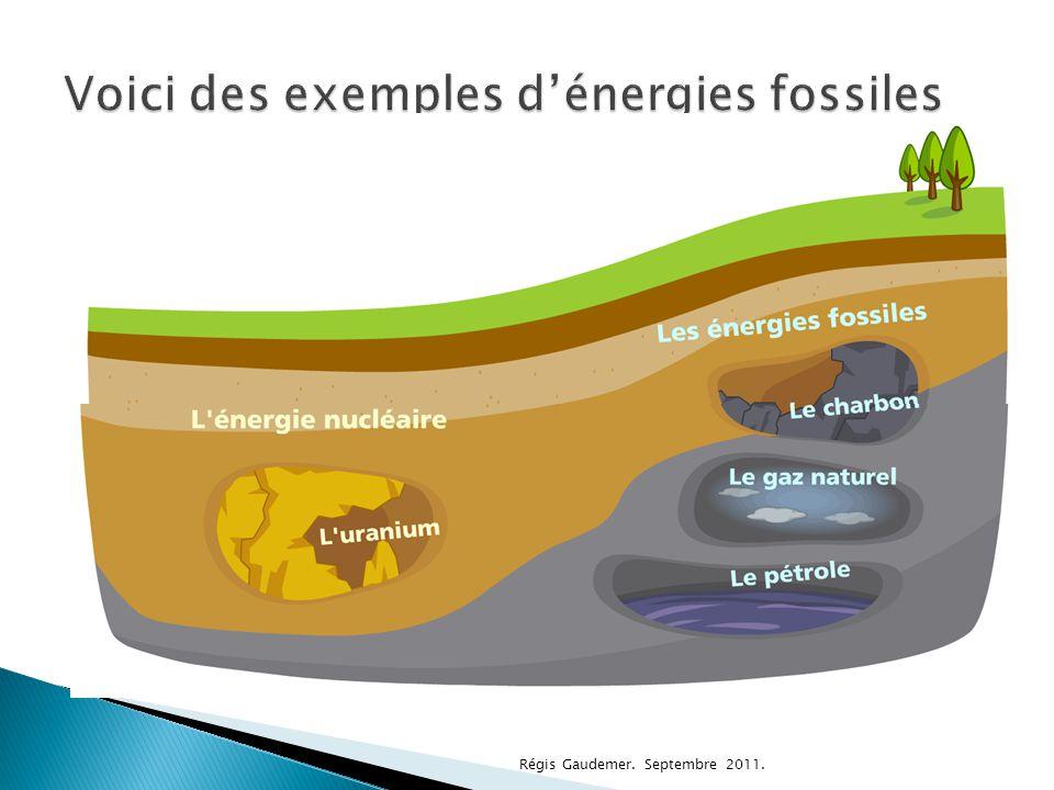  Sous la terre la chaleur (énergie thermique) est tellement importante que les roches sont en feux.