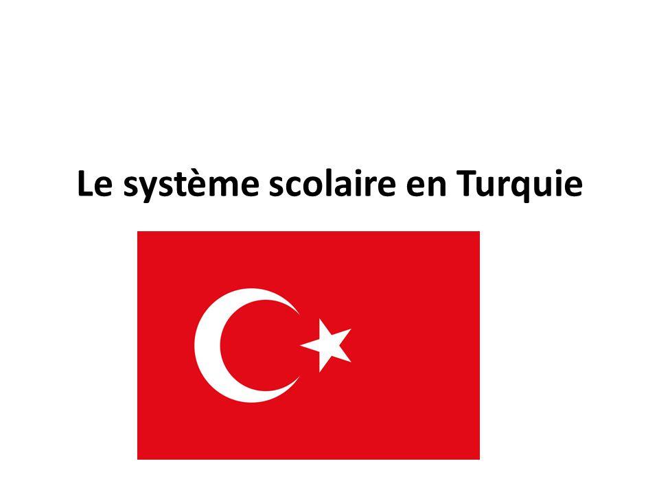 calendrier scolaire turquie