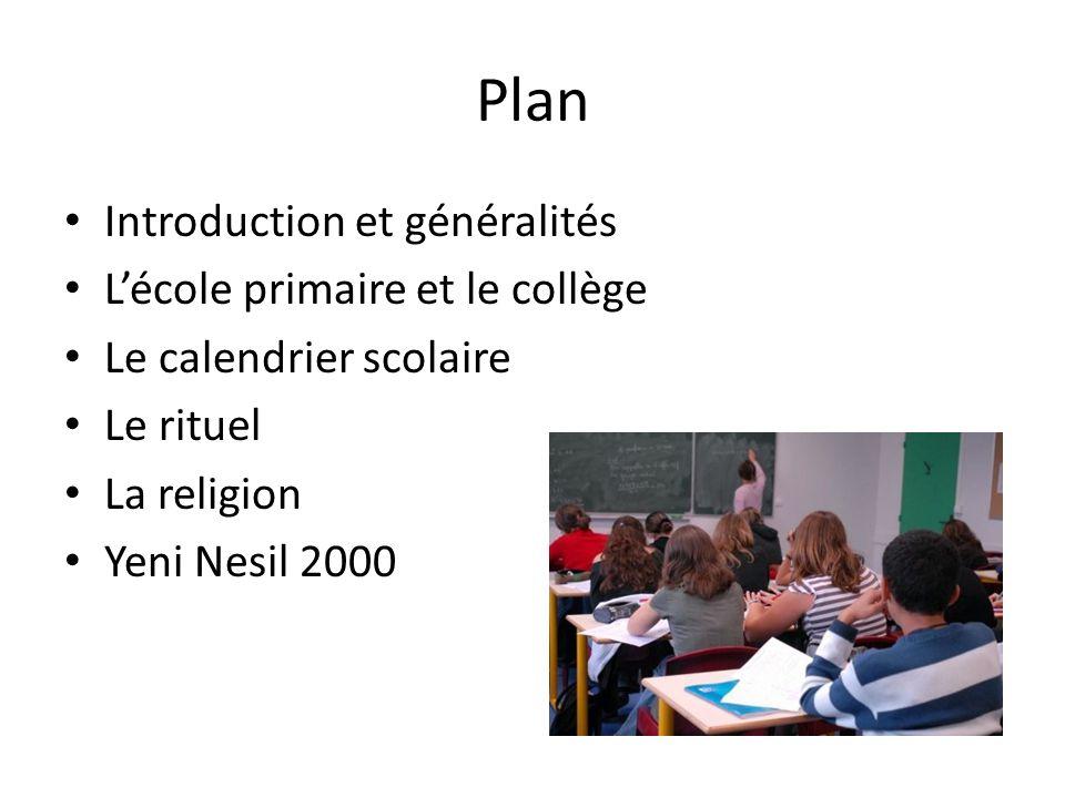Au JO, les centres culturels français en Turquie, le calendrier scolaire et
