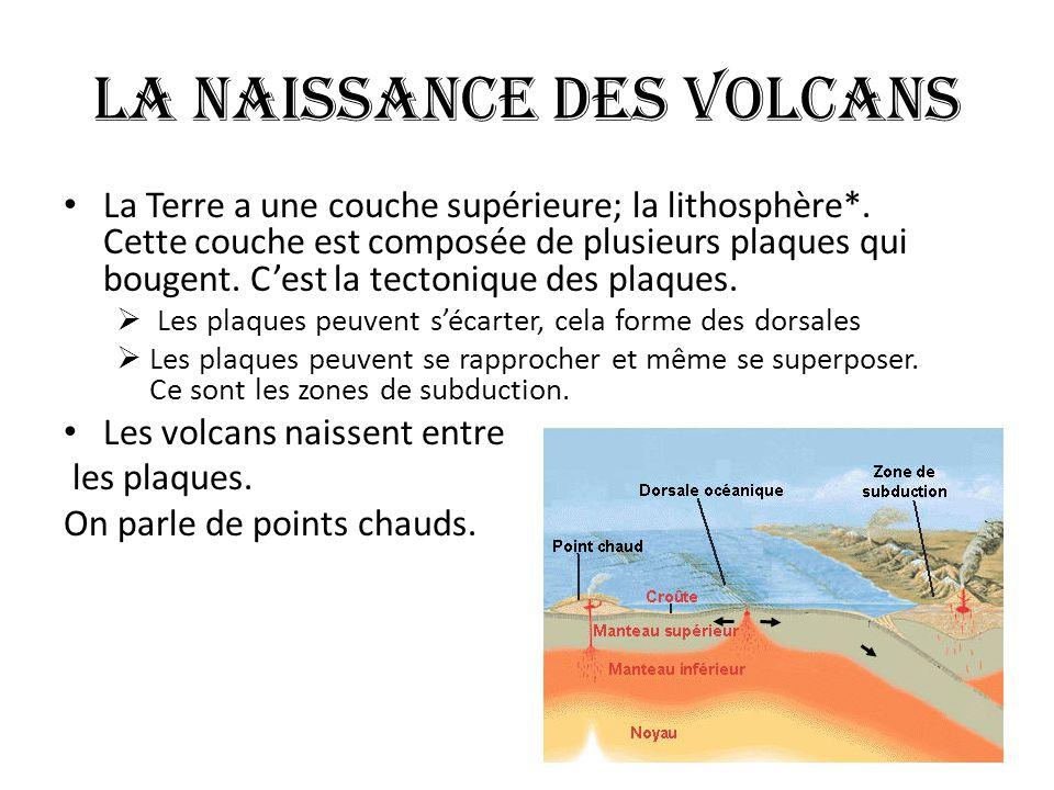 Les volcans explosifs On les appelle aussi des volcans gris ou volcans de type strombolien.