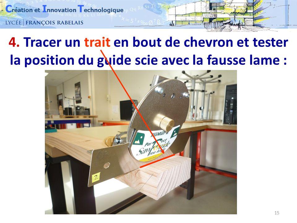 C réation et I nnovation T echnologique 15 4.
