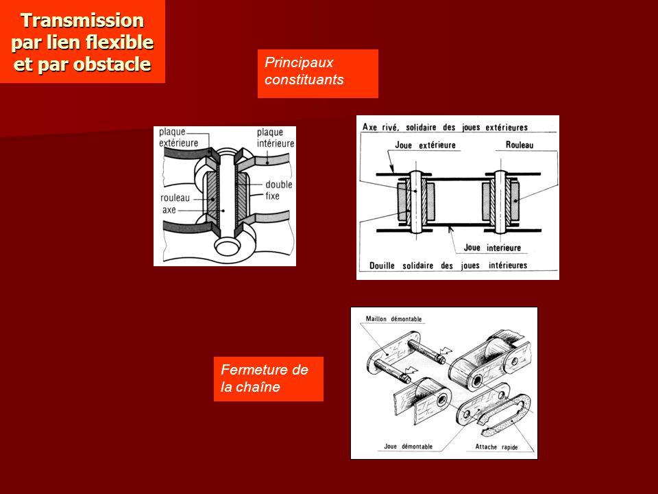 Transmission de puissance par engrenages Quelques généralités Quelques généralités Engrenage: ensemble de deux roues munies de dents assurant un entraînement dit positif (sans glissement possible) entre deux axes peu éloignés l'un de l'autre.