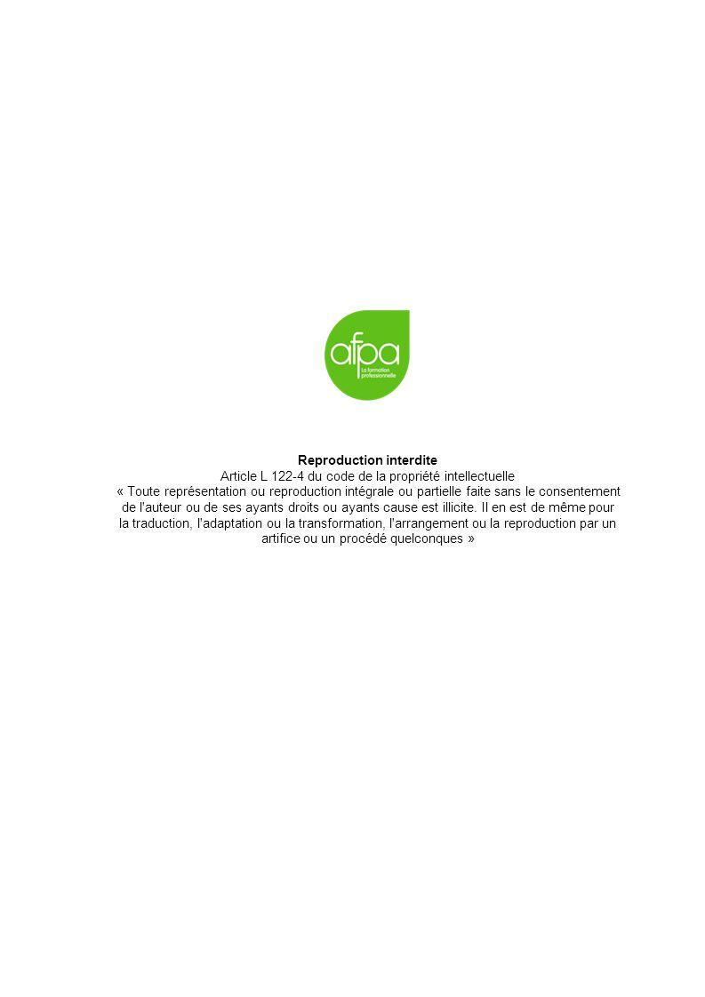 Reproduction interdite Article L 122-4 du code de la propriété intellectuelle « Toute représentation ou reproduction intégrale ou partielle faite sans