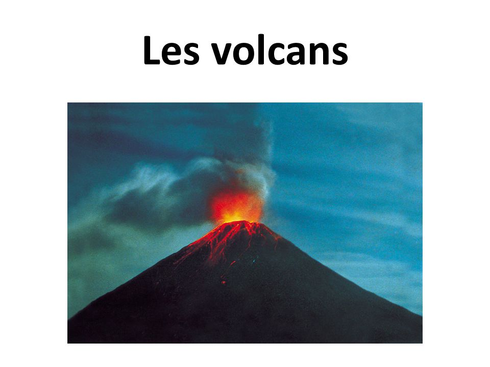 Expérience : Pourquoi le volcan crache de la lave.