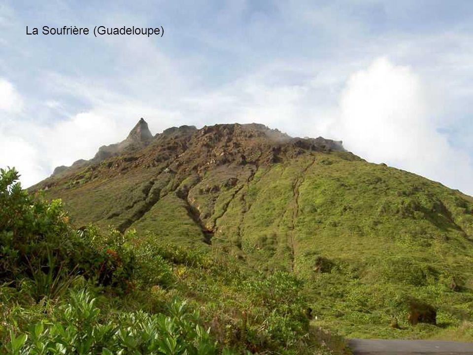 La Soufrière (Guadeloupe)