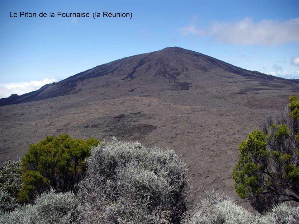 Le Piton de la Fournaise (la Réunion)