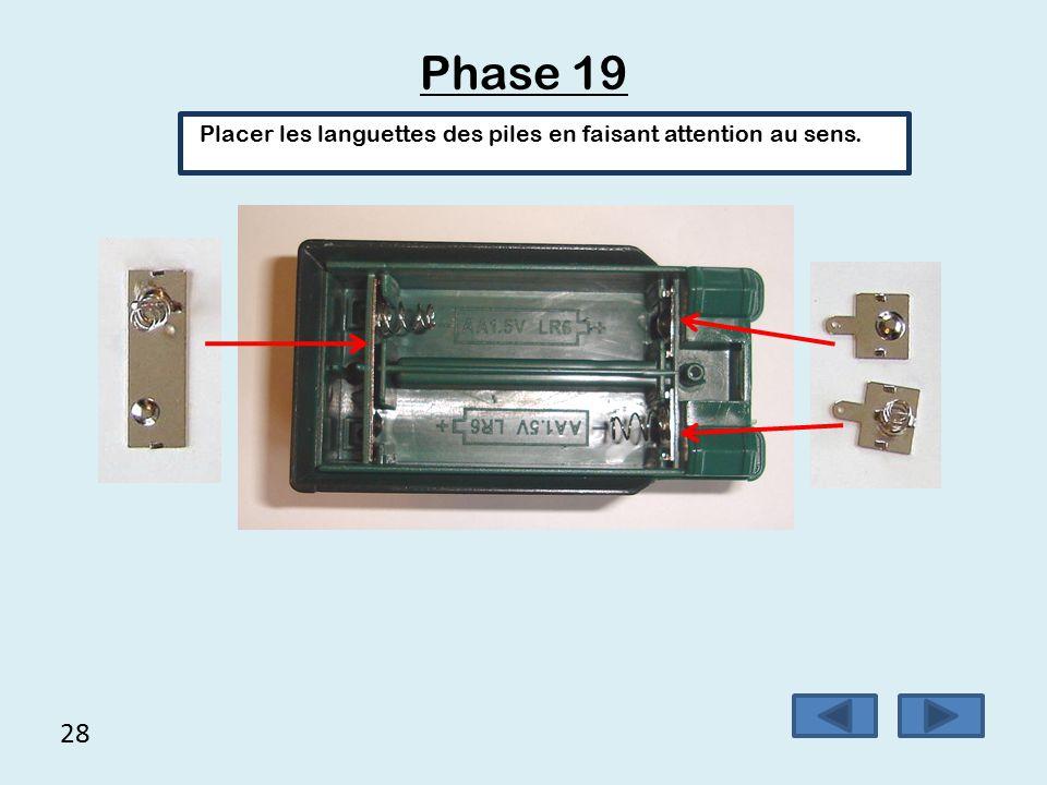 Etape 3 Identification des différents éléments constituant le wagon Travail demandé :  A l'aide de la nomenclature proposée, vérifier la présence de tous les composants,  Passer à l'étape suivante.