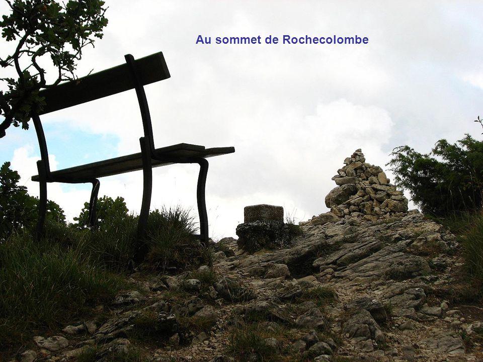 Roche Colombe : 2 Km