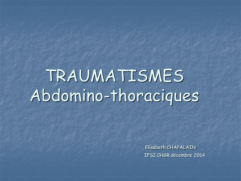 Généralités Généralités Les urgences traumatologiques forment environ 35% à 40% du recrutement des services d'urgence.