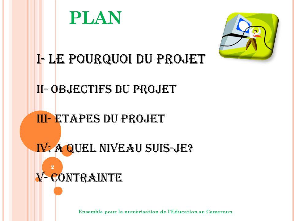 1 Projet classe numérique (Enseignement Assisté par Ordinateur)
