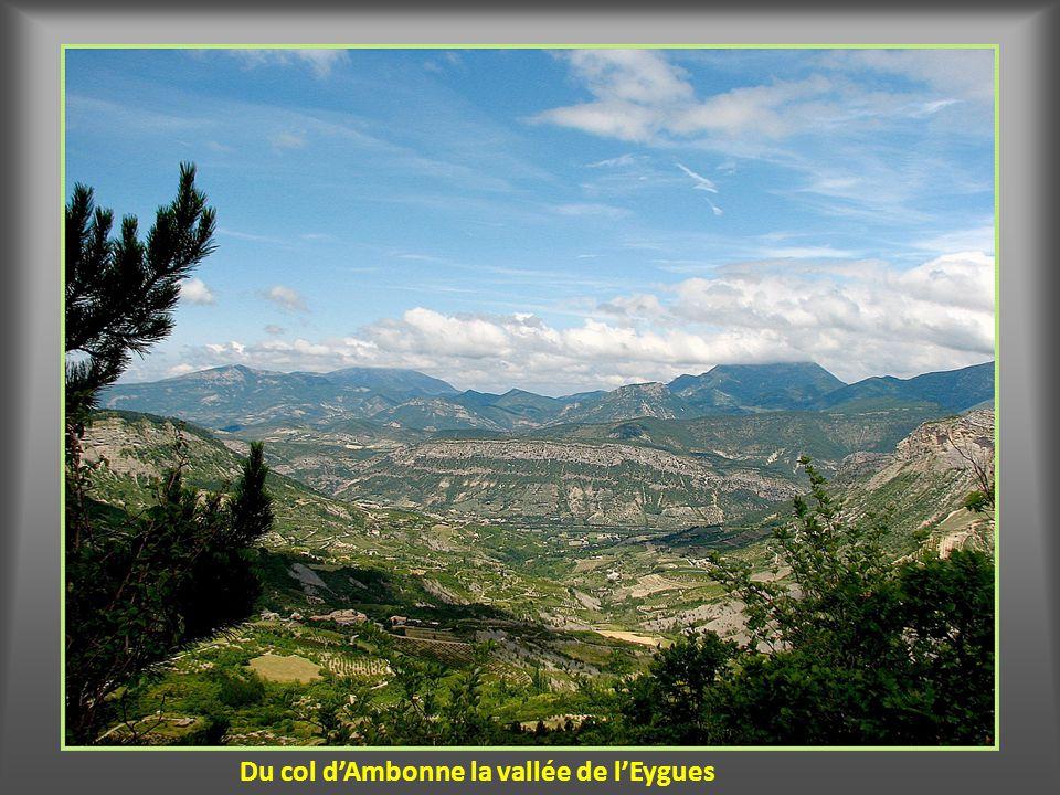 Le Rocher Garaux ( Mtg de la Lance )