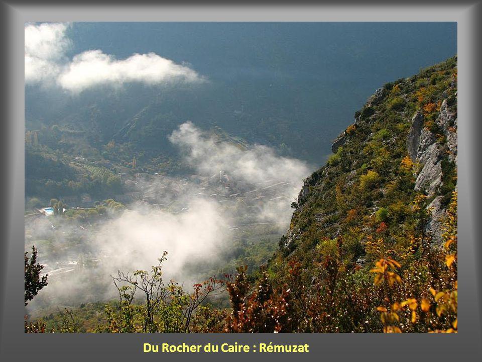 Du col Etoile le Mt Ventoux