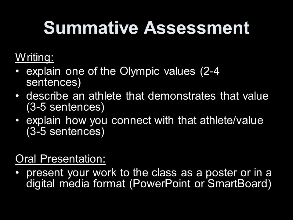 summative essays Essays on summative we have found 500 essays on summative summative assessment in education 8 pages (2000 words.