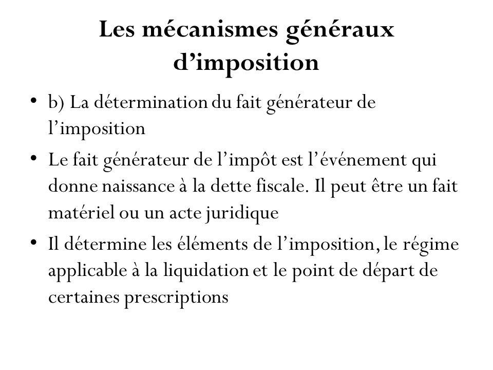 """Pr�sentation """"LA FISCALIT� ET LES ORGANISMES SANS BUT LUCRATIF ..."""