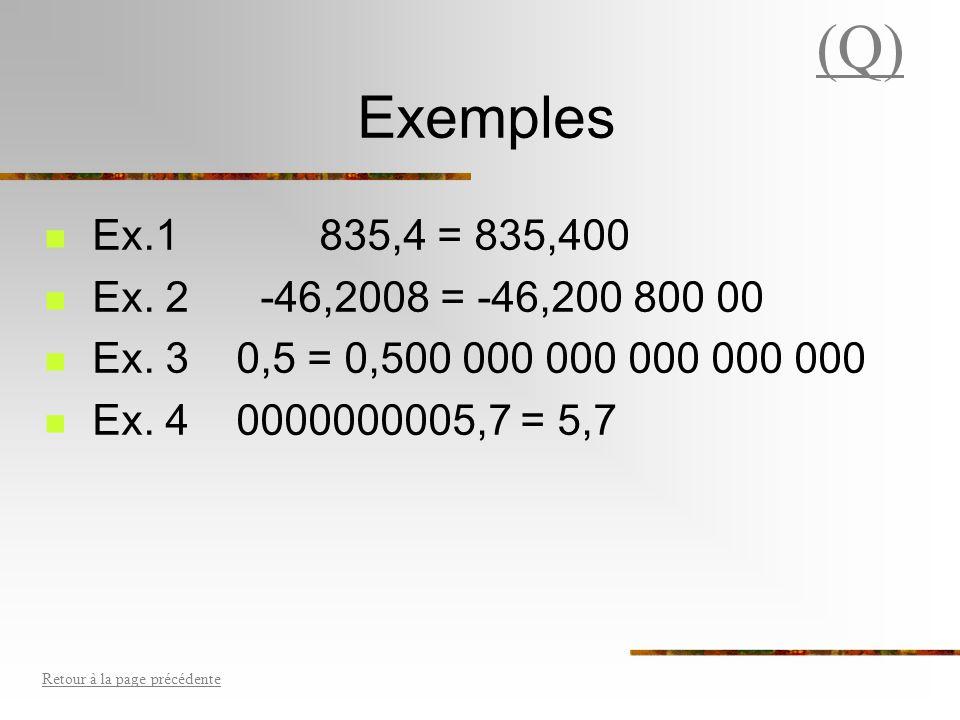 Les nombres décimaux (à virgule) Lecture et écriture des nombres décimaux Tableau des positions Forme développée Comparer ( ou =) Ordonner des nombres
