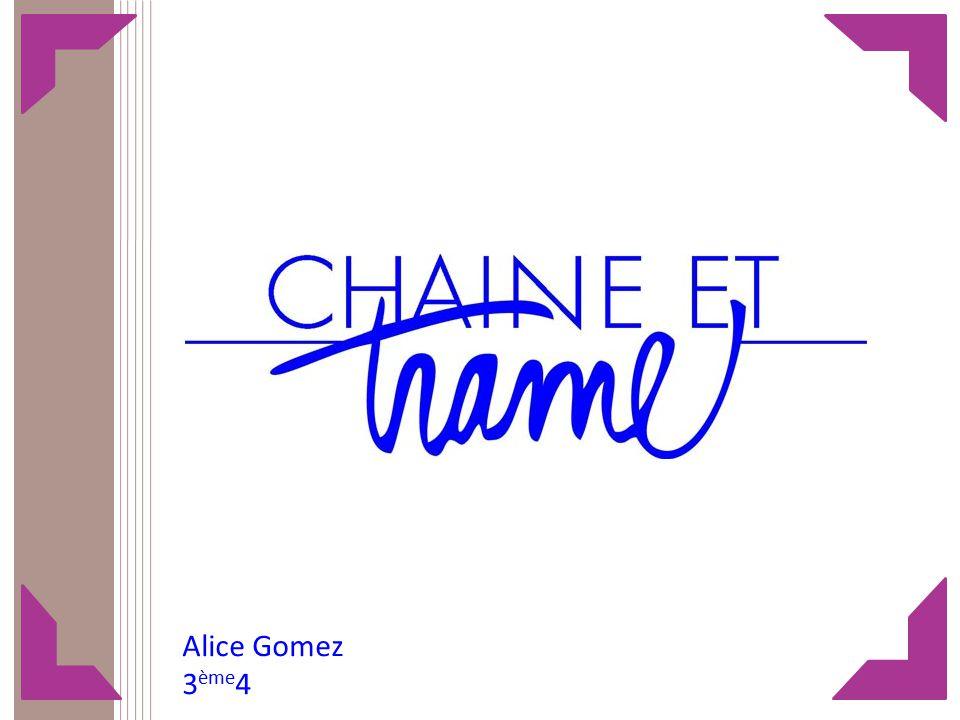 Alice Gomez 3 ème 4