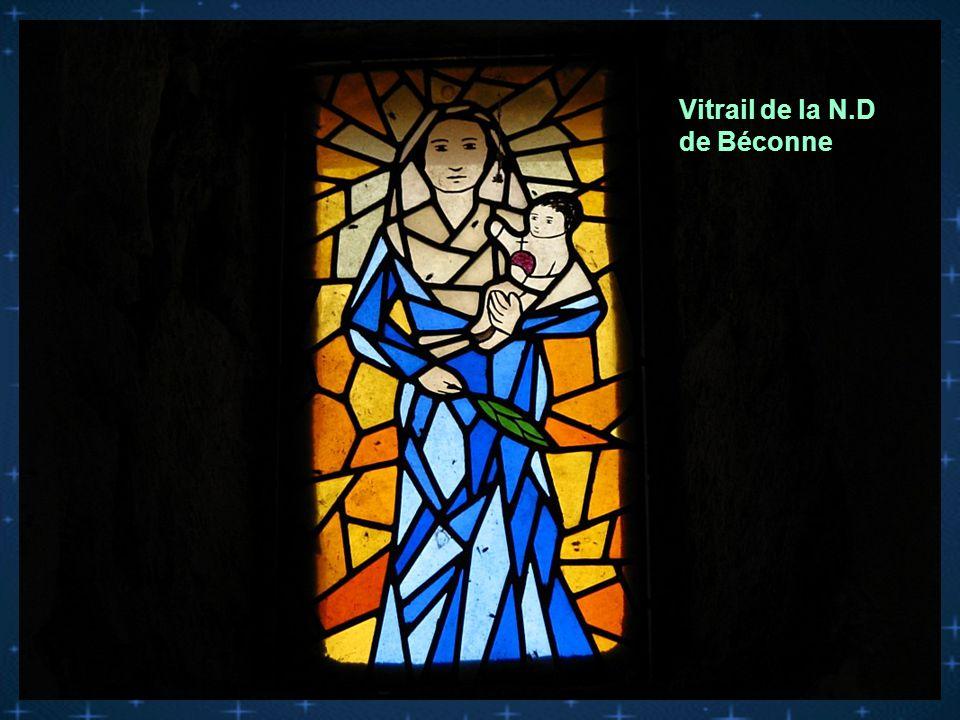 Notre dame de Béconne ( la Roche St Secret )