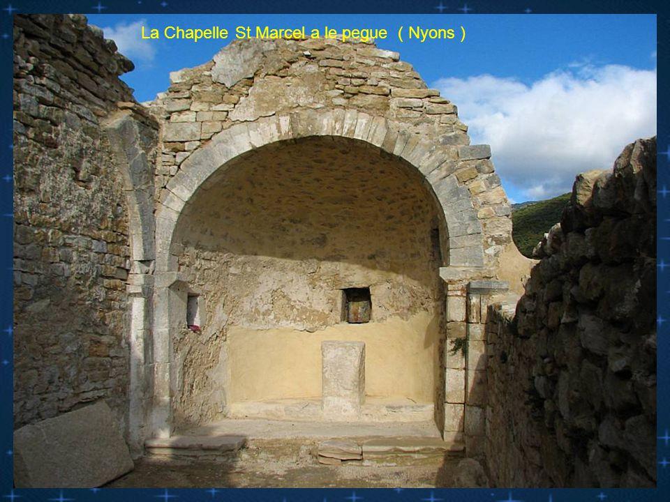 ND du val des nymphes ( la Garde Adhémar en Tricastin )