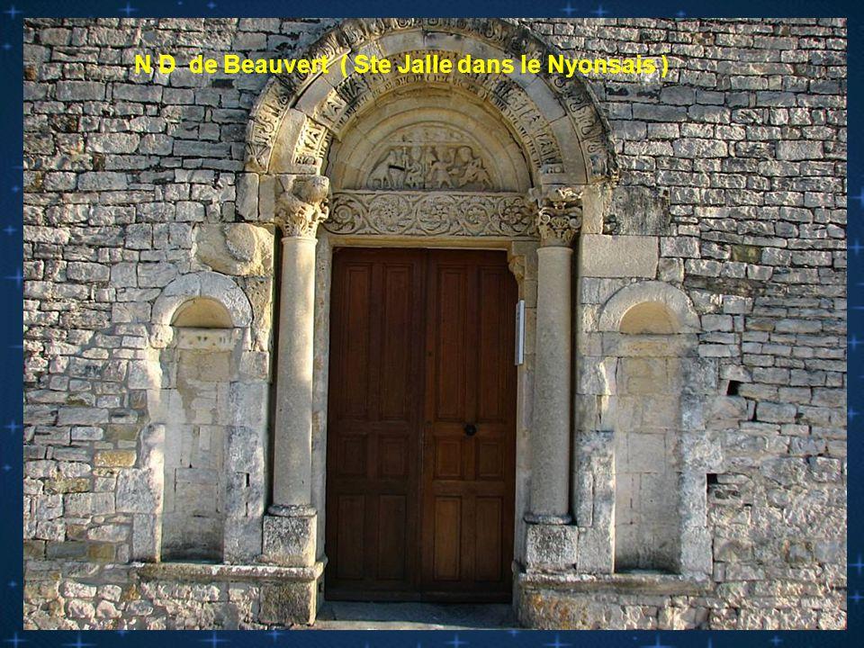 N D des Anges ( Toulourenc Mt Ventoux