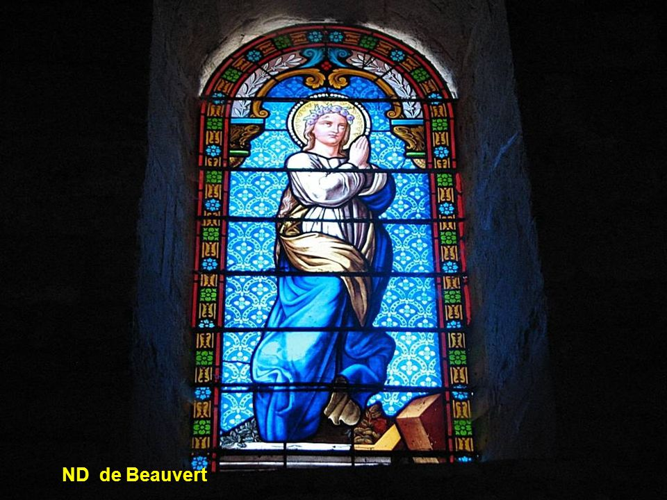 N D de Beauvert ( Ste Jalle dans le Nyonsais )