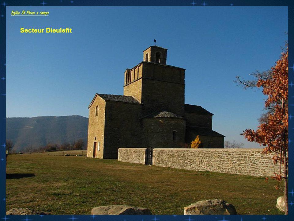 Chapelle de Montbrun les Bains ( Baronnies )