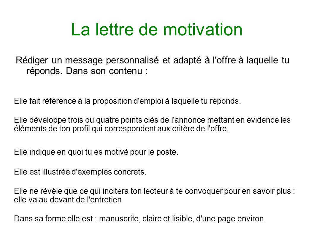 définition de la lettre de motivation Resume Cover Letter Look Like Resume Cover Letter Tips Resume  définition de la lettre de motivation