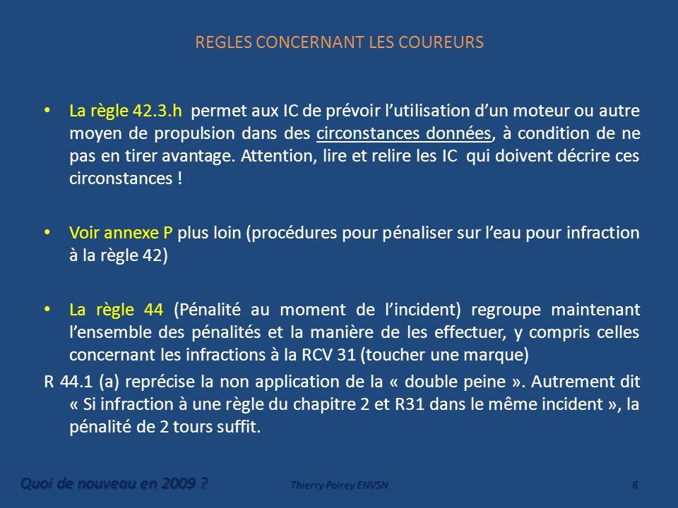 R 18.1 Quand la règle de la Place-à-la-marque s'applique .