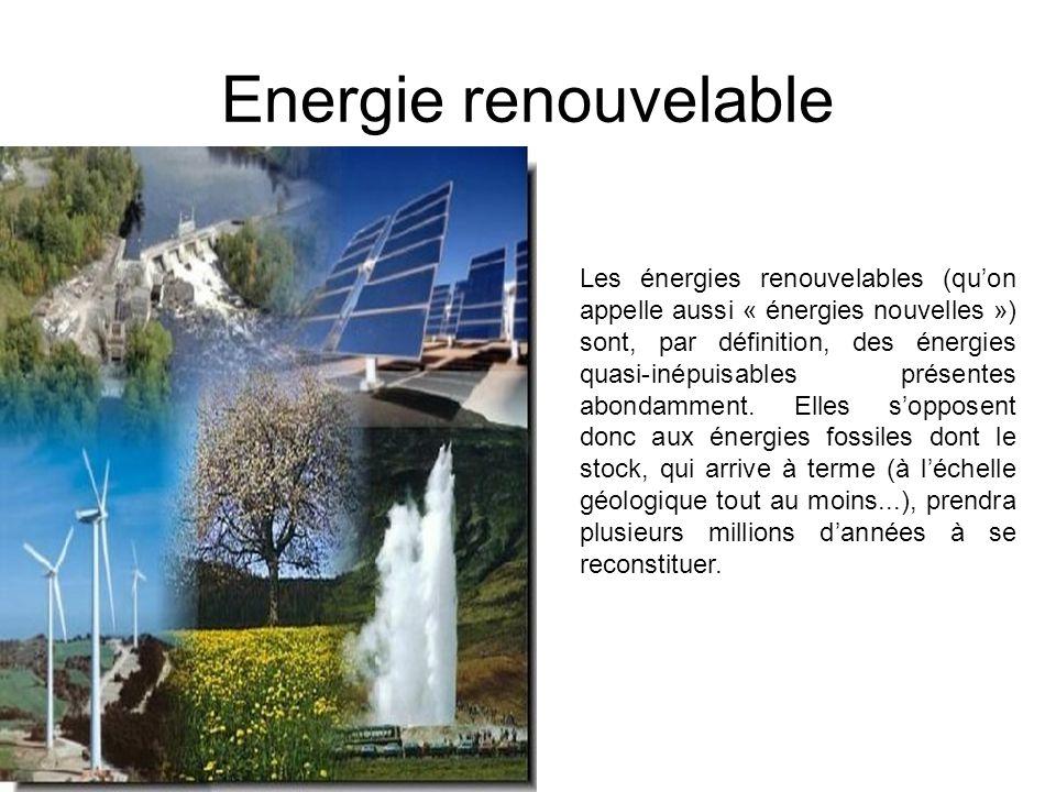 L énergie solaire L énergie solaire est l énergie que dispense le soleil par son Rayonnement, directement ou de manière diffuse à travers l atmosphère.