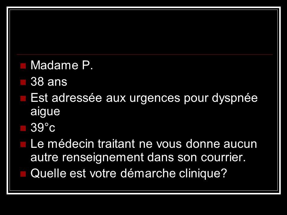 Madame P.