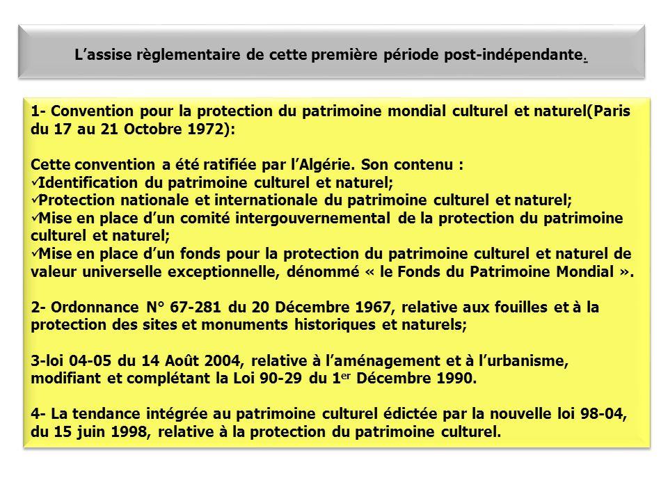 """Pr�sentation """"LE PATRIMOINE APPROCHES ET INTERVENTIONS """" Les ..."""