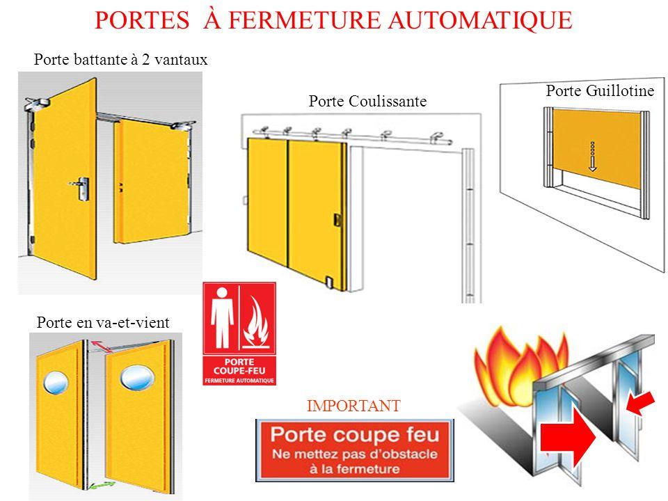Installation Thermique Das Porte Coupe Feu