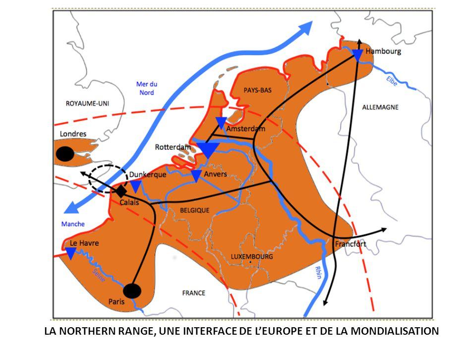 LA NORTHERN RANGE, UNE INTERFACE DE L'EUROPE ET DE LA MONDIALISATION