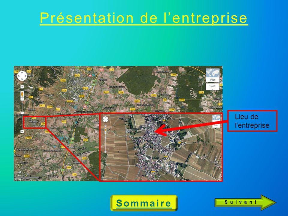 Précédent Fonctionnement de l'entreprise Sommaire Suivant Patron: Mr Frédérique Gillet Son entreprise a ouvert en août 2011.