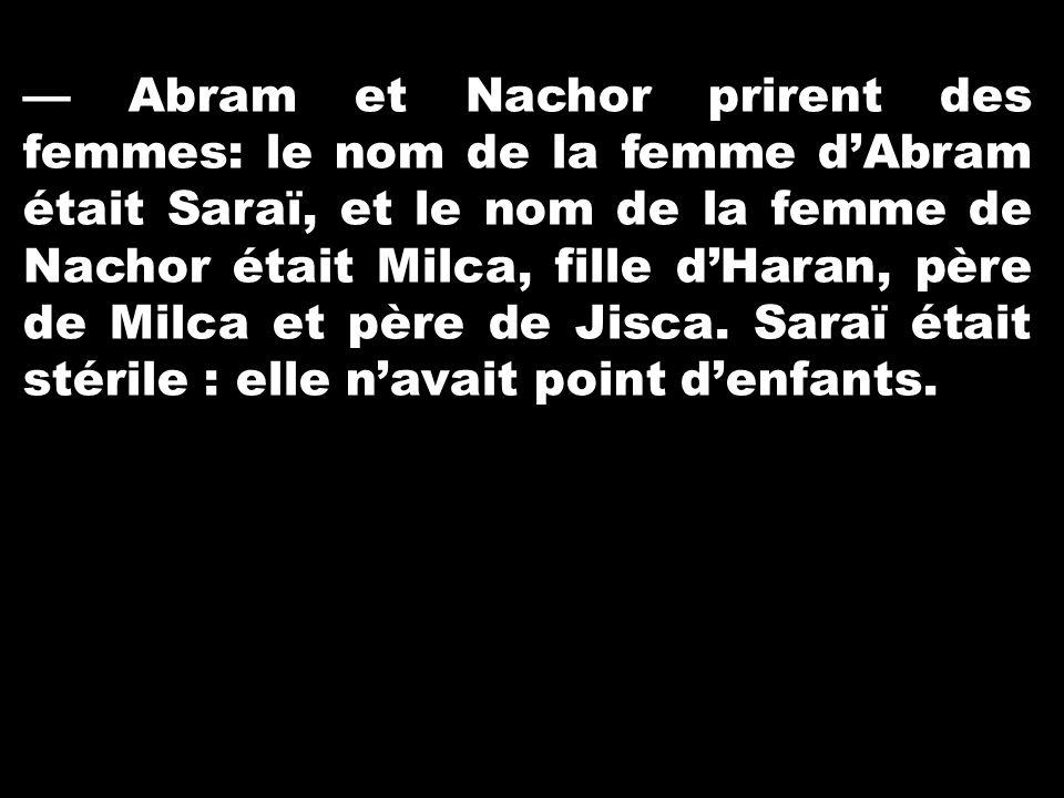 femmes d abraham
