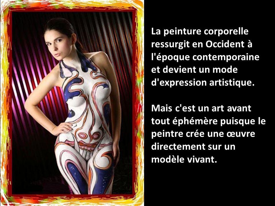 artiste modèle vivant