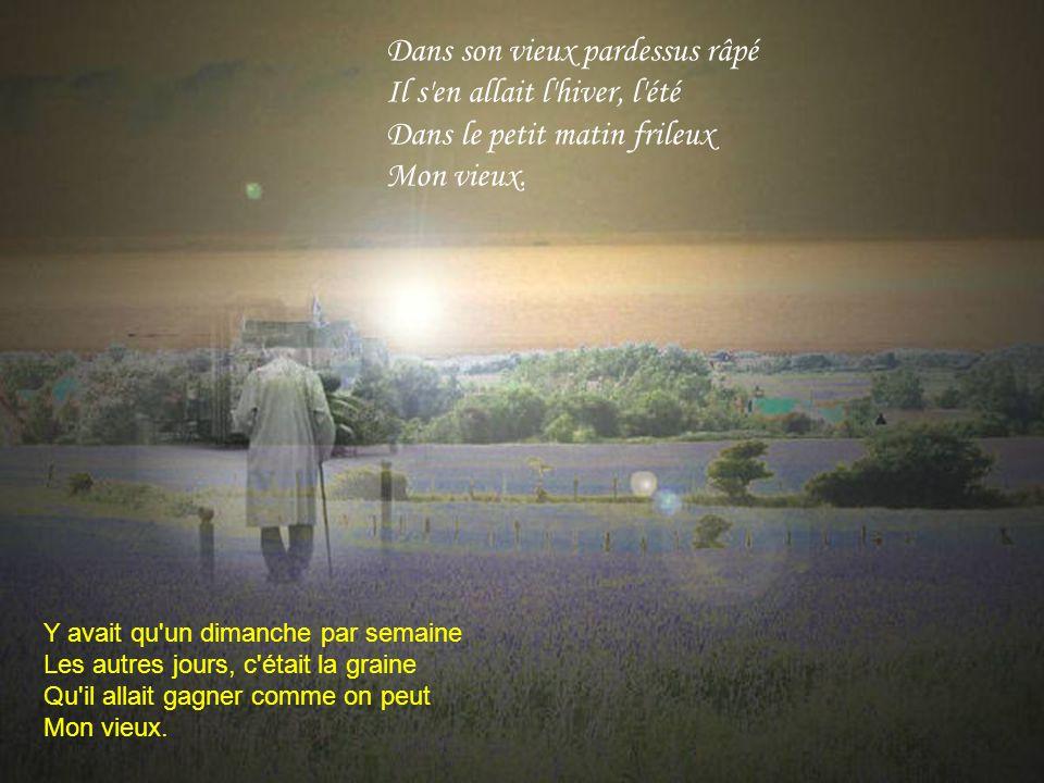 Mon Vieux Créations TONYM Images du net arrangement Tonym Musique ; D.